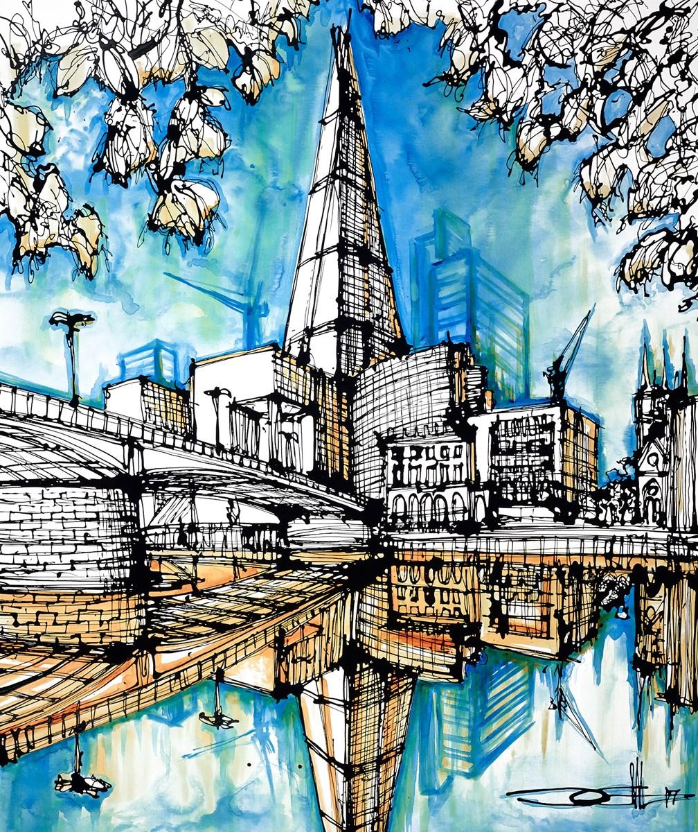 Reflections at London Bridge